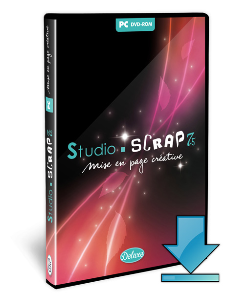 Studio-Scrap 7.5 Deluxe - download