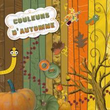 Kit « Couleurs d'automne »