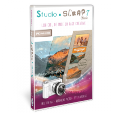 Studio-Scrap 7 Classic en coffret