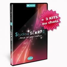 Studio-Scrap 7.5 Deluxe + 3 Kits au choix