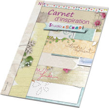 Magazine Carnet d'inspiration - Studio-Scrap