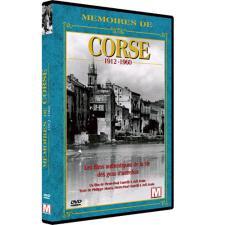 Dvd, Mémoires de Corse