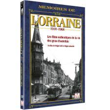 Dvd, Mémoires de Lorraine