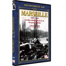 Dvd, Mémoires de Marseille