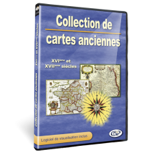 Collection de cartes anciennes