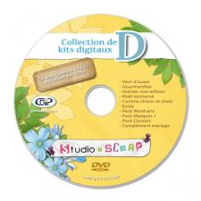 DVD « Collection de Kits digitaux D »