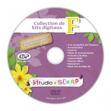 DVD « Collection de Kits digitaux F »