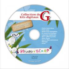 DVD « Collection de Kits digitaux G »