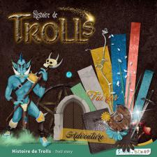 """Kit """"Histoire de Trolls"""" en téléchargement"""