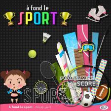 Kit « À Fond le Sport » en téléchargement