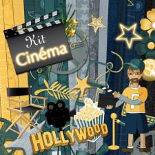 Kit « Cinéma »
