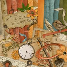 Kit « Doux souvenirs »
