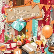Kit « Fêtes et anniversaires »