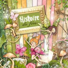 Kit « Histoire de Fées »