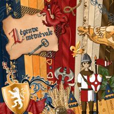 Kit « Légende médiévale »