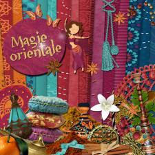 Kit « Magie orientale »