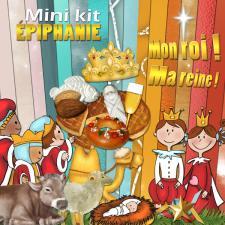 Mini-kit « Epiphanie »