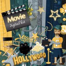 « Movie » digital kit