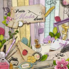 Kit « Petits mots doux »
