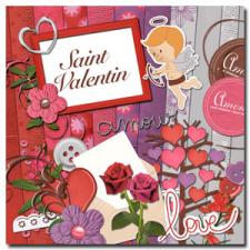 Mini-kit « Saint valentin 2011 » par téléchargement