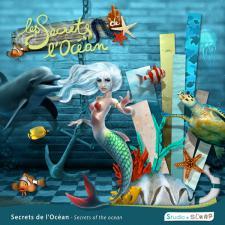 Kit « Secrets de l'Océan »