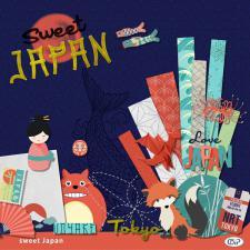 Kit « Sweet Japan » en téléchargement