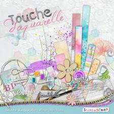 Kit « Touche d'aquarelle »