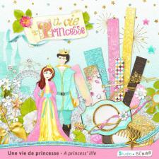 Kit « une vie de princesse »