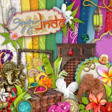 Kit « Voyage en Inde »