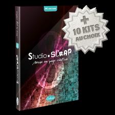 """Pack """"ULTIMO"""" Studio-Scrap 8 Deluxe en coffret+ 10 kits en téléchargement à choi"""