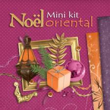 """Mini-kit """"Noel Oriental"""" par téléchargement"""