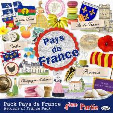 Pack « Pays de France quatrième partie » en téléchargement