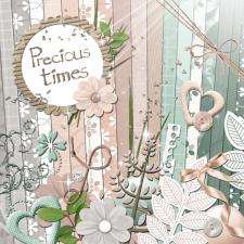 « Precious Times » digital kit