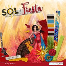 "Kit ""Sol y Fiesta"" en téléchargement"