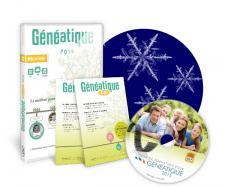 Généatique 2016 Initiation - Téléchargement + 2N° GInfo + Vidéos de formation