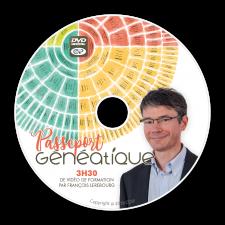 Passeport Généatique 2019 en DVD