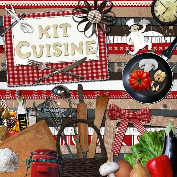 Kit cuisine en t l chargement cdip boutique for Cuisine en kit allemagne