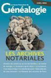 Les archives notariales - Numéro Spécial RFG
