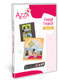 Pack Azza n°3 - Voyage tropical