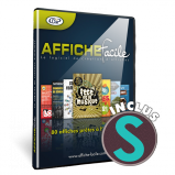 Affiche facile en coffret (inclus Studio-Scrap 7)