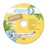 "DVD-Rom ""Digital kits - Set D"""