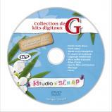 DVD « Collection de Kits digitaux G »