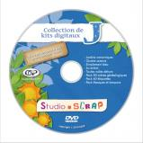 DVD « Collection de Kits digitaux J »