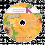 DVD de sauvegarde K pour les kits digitaux