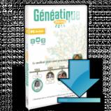 Généatique 2016 Visualisation et Impression de vos grands arbres généalogiques - Logiciel Gratuit
