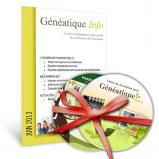 Abonnement à Généatique Info par courrier pour un an + Passeport pour Généatique offert