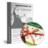 Abonnement à Généatique Info en téléchargement pour un an + Passeport évolution 2012 offert !