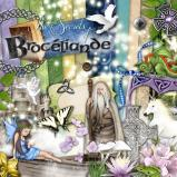 """Digital kit """"The Secrets of Broceliande"""" by download"""