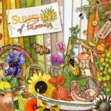 "Digital kit ""Sunshine of Provence"" in download"