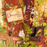 "Digital kit ""Daydreaming of Fall"" by download"